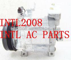 Zexel DKV10R DKV-10R 73111fg001 73111-SA010 73111SA010 506021-7572 5060217572 auto ac compressor for Subaru Forester Impreza