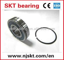 machine tool ball bearing, 6018N deep groove ball bearing with snap ring