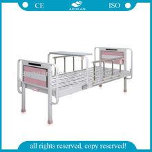 AG-BYS202 CE ISO Hospital 1-crank manual refurbished hospital beds