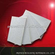59.5x59.5 Sound Absorption ceiling gypsum board(#155)