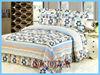 Poly Patchwork Bedding Set 100% cotton Patchwork 100%Cotton Quilt Bed Setting 3PCS & 4PCS