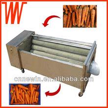 Brush Carrot Washing Machine 1500kg/h