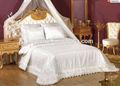 Di lusso da sposa lucido patchwork copriletto alta- classe copriletto set di biancheria da letto trapunte copriletto trapuntato set per il medio oriente