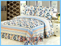 High quality European style 3pcs & 4pcs bedding set large number of wholesale cotton bed cover