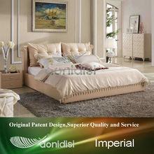 Attractive Pink Bedroom Furniture Queen Bed EB1195