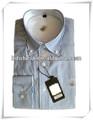 100% casual de algodón de rayas camisas para hombres 2014