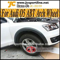 ABT Style Q5 Car Arch wheel,Q5 ABT Wide Body Wheel Arch fender For Audi Q5