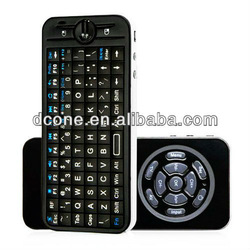 New Arrival iPazzPort fly/air mouse Portable Mini Wireless Gaming Keyboard