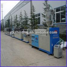 full automatic pp strap making machine,light weight pp strap making machine strap used in bundling bank money