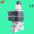 (adjustable solenoid valve)aluminum fuel gas burner valve(12v gas solenoid valve)
