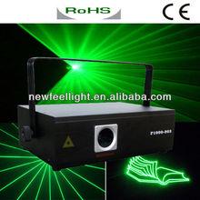 Laser projector ballroom equipment green laser 1000mw
