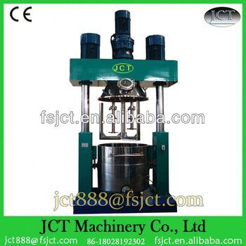 Vacuum asphalt mixer machine for chemical industry