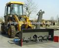 2 toneladas nueva china soplador de nieve para el cargador