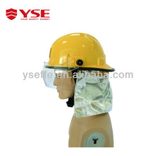 GA44 firefighting equipment Korean half helmet yellow