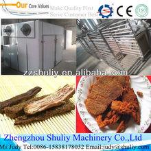 Latest type beef jerk dryer machine/dried meat processing machine