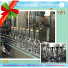 OK-018 Glass bottle wine filling machine ( metal cap )