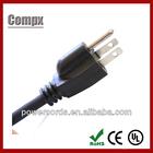 4/10/13/15A 125V USA Power Cord