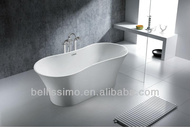Europa design vasca di pietra, vasca da bagno acrilica bs-8601, vendita calda-Vasca da bagno-Id ...