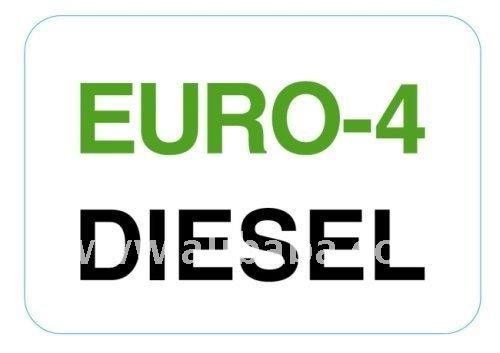 El motor de combustible diesel( la norma en 590)