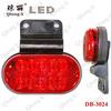 12/24V Forklift/lorry/truck LED side marker light, LED signal lights