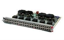 Original Used Cisco linecard WS-X4548-GB-RJ45V