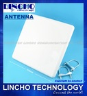 2.4ghz 18db high gain outdoor panel wifi antenna booster