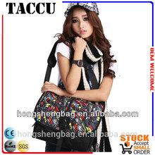 Taccu Messenger Bag Shoulder Computer Shoulder Bags, IT Circuit Pattern TSB501