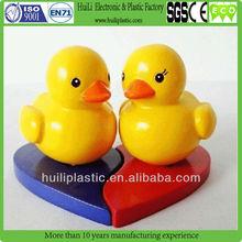 Animal Custom Figure/Duck Plastic Figure/Cheap Custom Plastic Figure Manufacturer