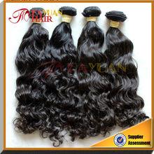 best selling No Shedding most beautiful most popular Guangzhou Queen Hair European Deep Wave