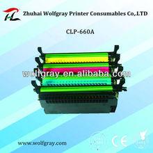 Laser toner for Samsung CLP-660A