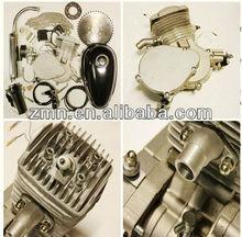 80cc MINI MIDI MOTO 2 STROKE ENGINE KIT 2 MAKE MOTORISED BICYCLE PETROL SCOOTER