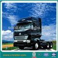 Baratos de china hecho camión tractor pesado precio, el tractor utiliza