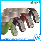 EK6550 digital electronic staniless steel scale measuring cup for kitchen