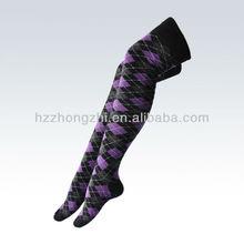 Gilr's thigh high slimming socks & over knee high socks