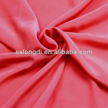 Peach Silk/Peach Skin chiffon fabric in stock