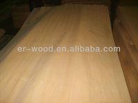White Planchonella veneer wood 1mm