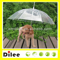 clear plastic umbrellas for dog