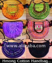 Ethnic Hmong 'clam' bag