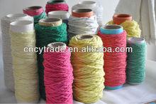 regenerate poly cotton yarn blended carpet