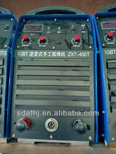 ZX7 DC Inverter MMA welding machines dual power supply