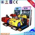 """47 """" LCD de movimiento completo que funciona con monedas de coches en 3d juegos de carreras"""
