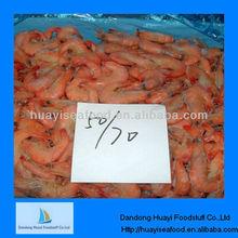 Frozen raw cooked shrimp Shrimp vannmei shrimp