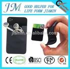 2013 News Ninja Card wallet Lylon 3M Sticker Adhesive Smart Wallet Phone Back Purse Card Holder Purse