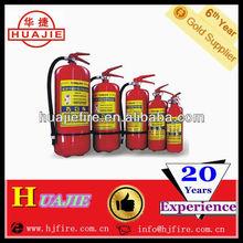 CE Portable ABC Dry Powder Pressure Gauge Fire EXTINGUISHER6KG