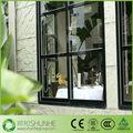 Baja precio de aluminio inclinar y girar la ventana/de vidrio de la ventana