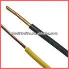 UL1007 & UL1015 Solid PVC Elecric Wire