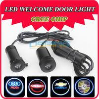 OSRING led car door logo laser projector light car led door light led logo light for mercedes benz