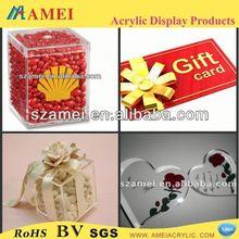 custom acrylic table top corporate gifts/POP acrylic table top corporate gifts
