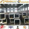 ASTM Q235,Q345 L245 square steel tube/rectangular tube for construction