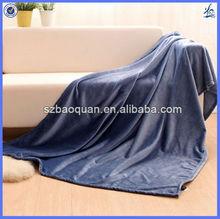 Super soft raschel blanket fabric